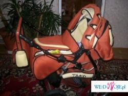 Wózek TAKO BABY COLLECTION+ gratis