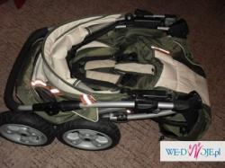 Wózek wielofunkcyjny Delti Panda-Stan Bardzo Dobry,Pilnie Sprzedam