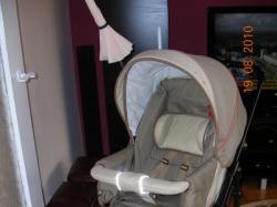 wózek wielofunkcyjny deltim Puma jak nowy+gratis parasolka