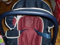 Wózek wielofunkcyjny KAPS 3 + fotelik+ dużo dodatków! TANIO!