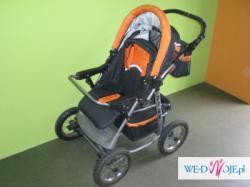 Wózek wielofunkcyjny PIKO od Komis Chatka Bydgoszcz