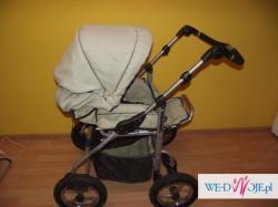 wózek wielofunkcyjny skrętne koła+fotelik gratis