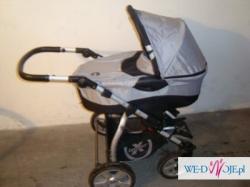 Wózek X-Lander 3w1, mata niemowlęca, przewijak
