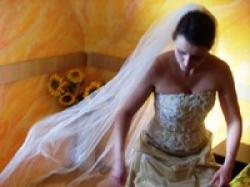 Wspaniała suknia!