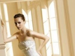 WSPANIALA!!!  Zachwycajaca, oryginalna suknia LA SPOSA MECENAS kolekcja 2008