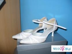 Wygodne i przepiękne buty do ślubu