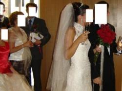 Wyjątkowa, bardzo kobieca suknia ślubna PRONOVIAS Laris