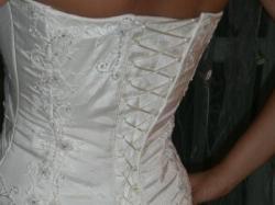 Wyjątkowa i unikatowa suknia w idealnym stanie...TANIO