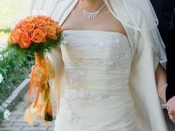 Wyjątkowa markowa suknia ślubna