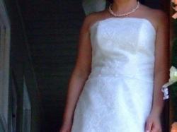Wyjątkowa okazja, suknia ślubna firmy Classa!