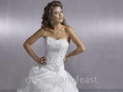 Wyjatkowa, oryginalna, zjawiskowa suknia ślubna - nowa