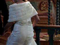 Wyjątkowa, promienna suknia z pracowni M.Lenk, wzór FARA SPOSA, rozm.38-40