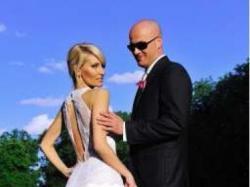 wyjątkowa, seksowna suknia ślubna 34-36