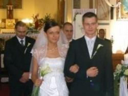 Wyjątkowa suknia Annais Bridal kol. 2009+dodatki