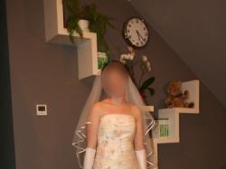 Wyjątkowa suknia Emmi Mariage r.36 TANIO
