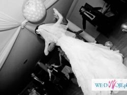 Wyjątkowa suknia La Sposa Farbala