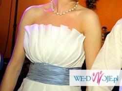 Wyjątkowa suknia ślubna !!!!