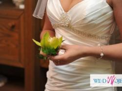 wyjątkowa suknia ślubna 36 do 38