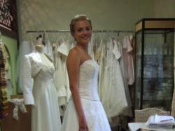 Wyjątkowa suknia ślubna!!!