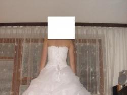 wyjątkowa suknia ślubna Agora