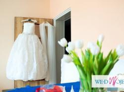 Wyjątkowa suknia ślubną - Aire Barcelona - Nuria, rozm.36