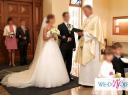 Wyjątkowa Suknia ślubna Annais Polly rozm 36