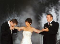 Wyjątkowa suknia ślubna CARMEN  36/38 w idealnym stanie!!!