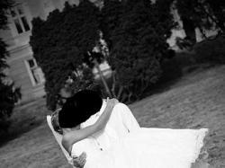 Wyjątkowa suknia ślubna CYMBELINE 36/38 - welon i bolerko gratis!!!!!