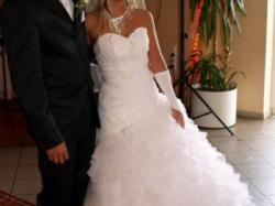 Wyjątkowa Suknia Ślubna czeka na Ciebie!!