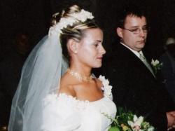 Wyjątkowa suknia ślubna Elizabeth