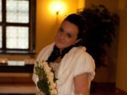 Wyjątkowa suknia ślubna Emmi Mariage R38 GRATISY