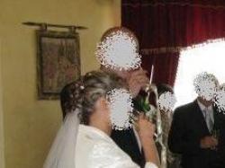 Wyjątkowa suknia ślubna EVITA - RAYA
