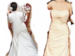 Wyjątkowa suknia ślubna firmy CLASSA C-765
