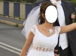 Wyjątkowa suknia ślubna! Gratis dodatki!