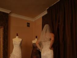 wyjątkowa suknia ślubna Jasmine