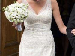 Wyjątkowa suknia ślubna marki San Patrick
