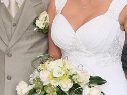 Wyjątkowa suknia ślubna -  model Jasmine Couture T247