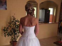 Wyjątkowa suknia ślubna na wyjątkowy dzień model 2014!!