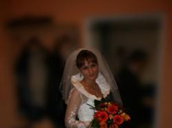 Wyjątkowa suknia ślubna - okazja