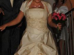 Wyjątkowa suknia ślubna POLECAM