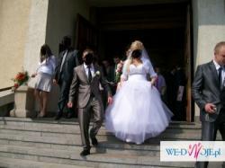 Wyjątkowa Suknia Ślubna  PRINCESS