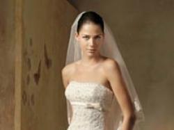 Wyjatkowa suknia ślubna Pronovias - Lorna