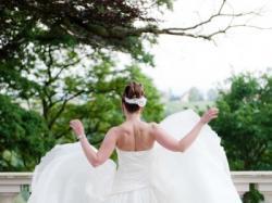 Wyjątkowa suknia ślubna Rosa Clara