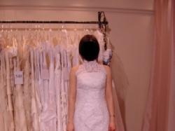 Wyjątkowa suknia ślubna Sposabella model 453