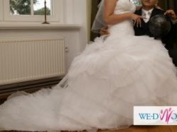 Wyjątkowa suknia ślubna Vanilla 2012