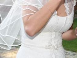 Wyjątkowa suknia ślubna z charakterem