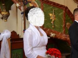 Wyjątkowa suknia ślubna z gratisem!!