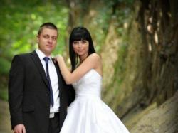 Wyjątkowa suknia ślubna z kolekcji La Sposa SINGAPUR 2012
