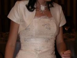 Wyjątkowa suknia ślubna z salonu Karina!