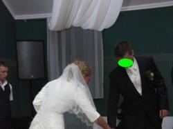 Wyjątkowa suknia ślubna z salonu ślubnego Agnes